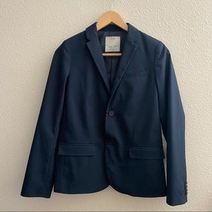 ZARA Boys Collection Navy Blue Suit Jacket 13/14